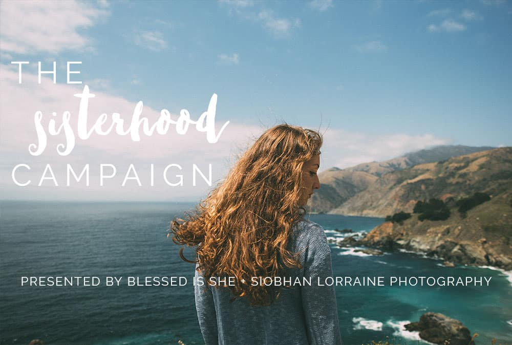 sisterhood campaign HEADER