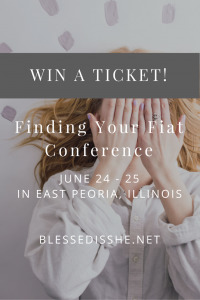 Win a Ticket to Finding Your Fiat Conference