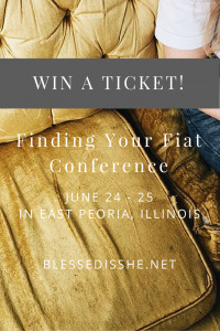 Win a Ticket to Finding Your Fiat!