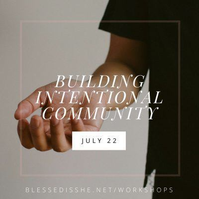 building intentional community (1)
