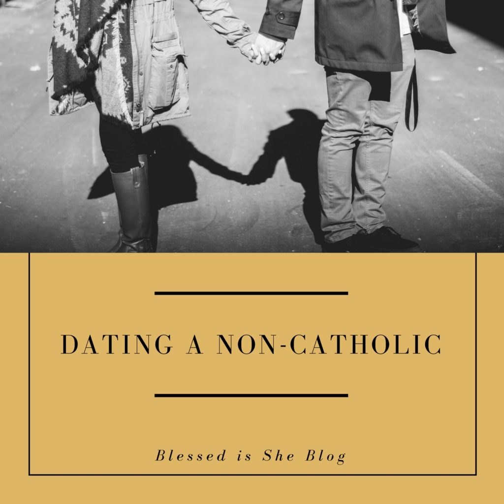 Catholic dating non catholic
