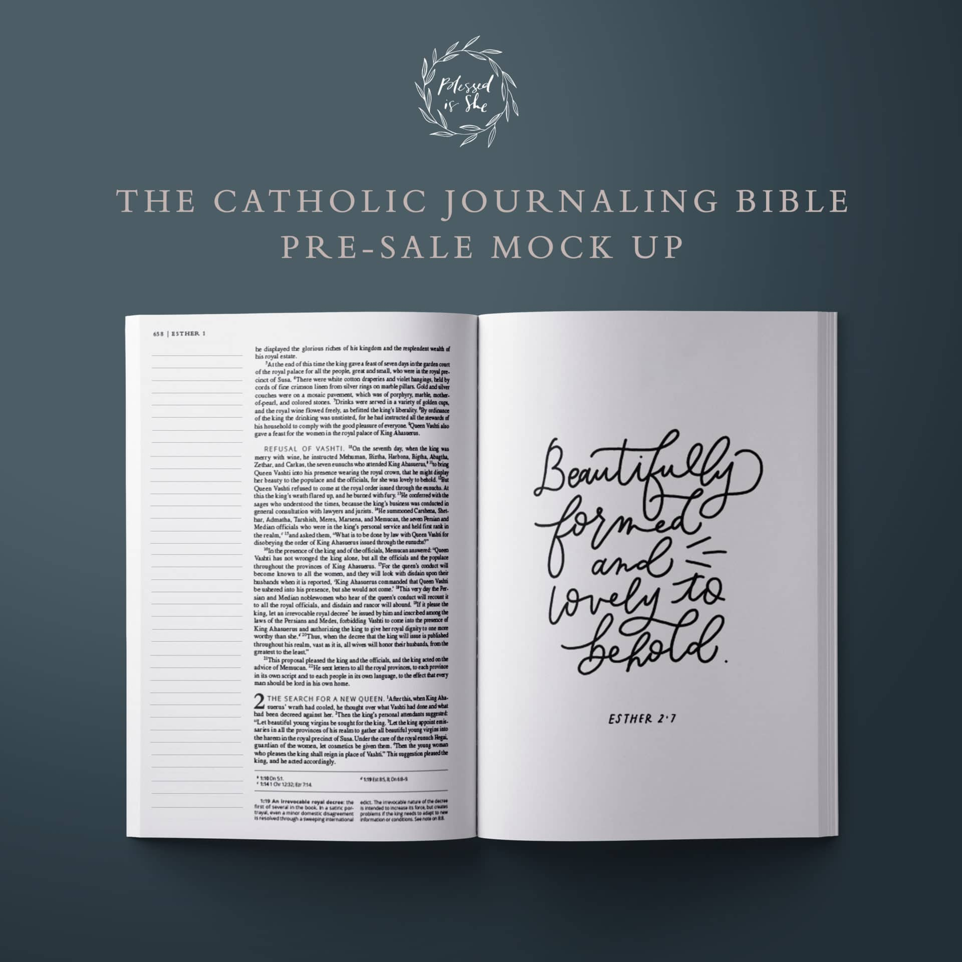 catholic journaling bible review