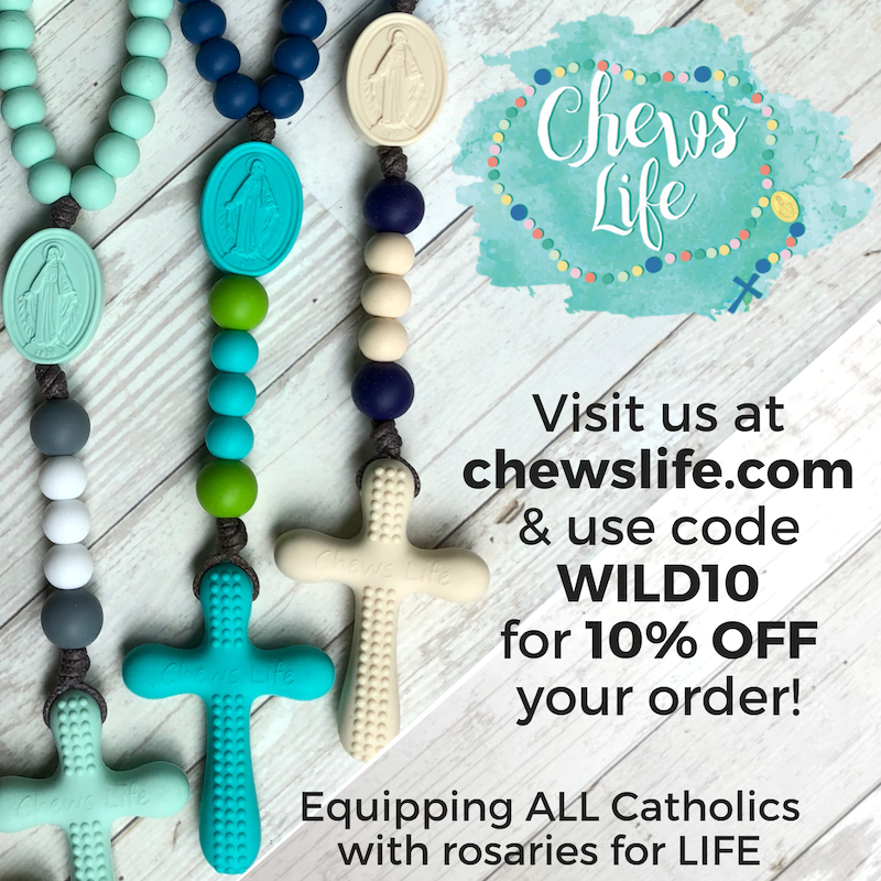 teething rosaries for babies