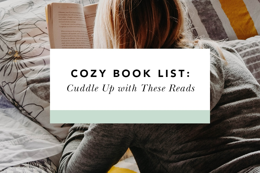 cozy book list