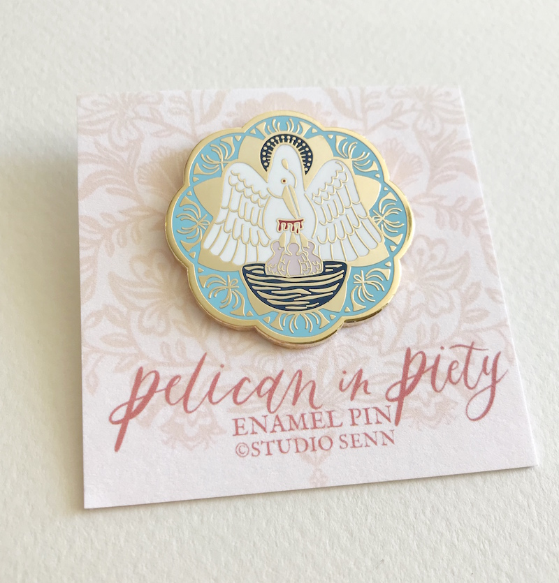 catholic artistry pins