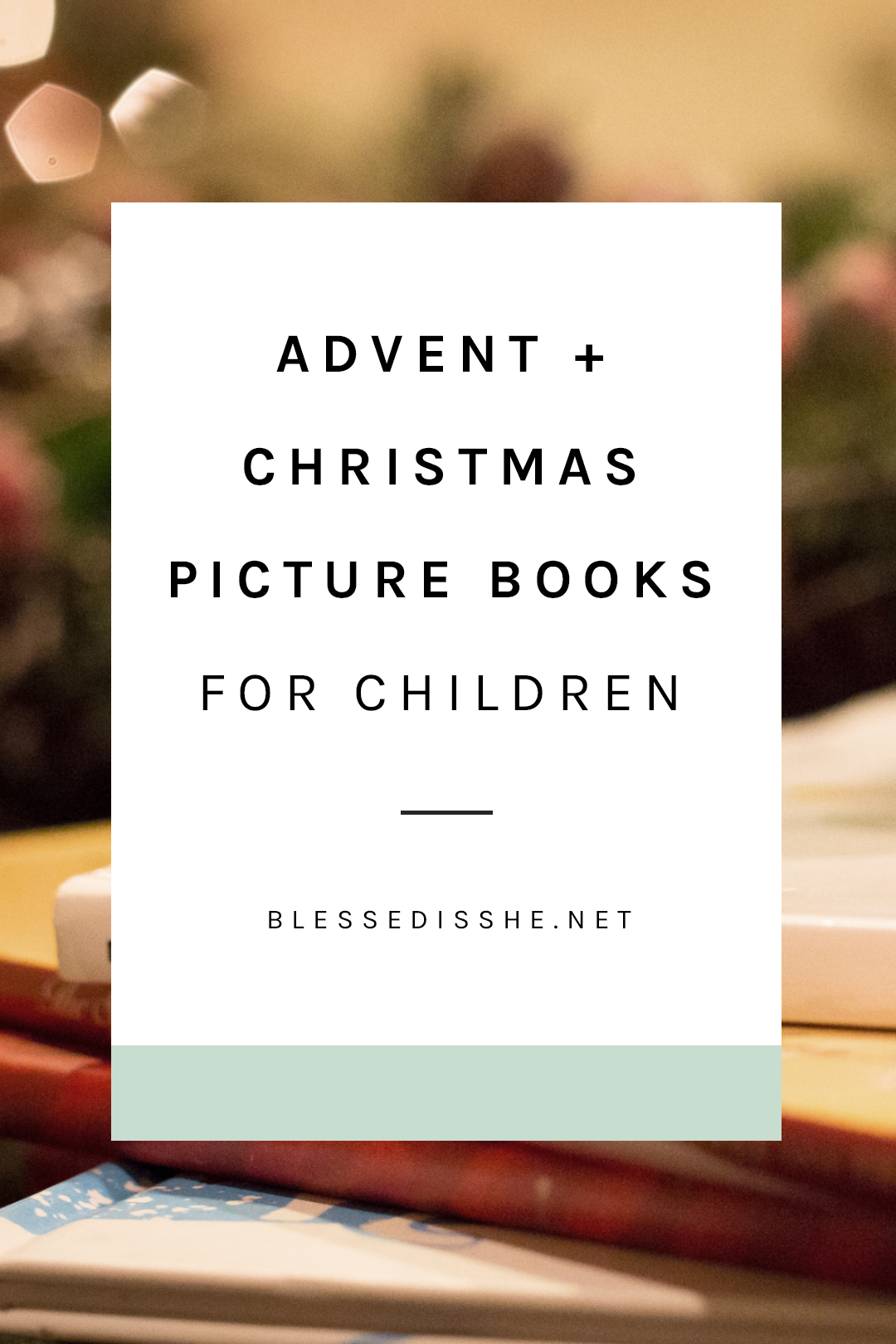 december picture book list