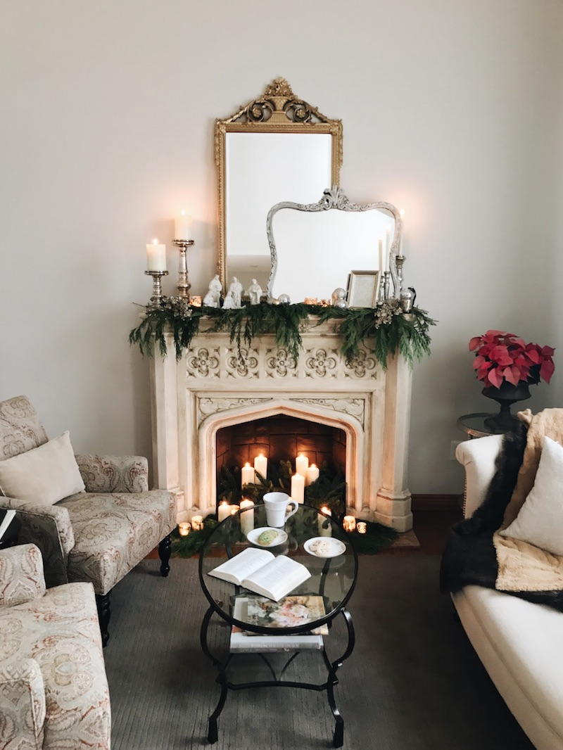 Holiday home decor on a budget blessed is she - Home decor on a budget ...