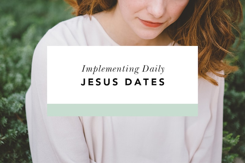 daily jesus dates