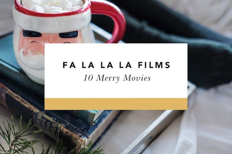 10 merry movies for christmas