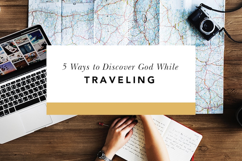 how to find god during travel