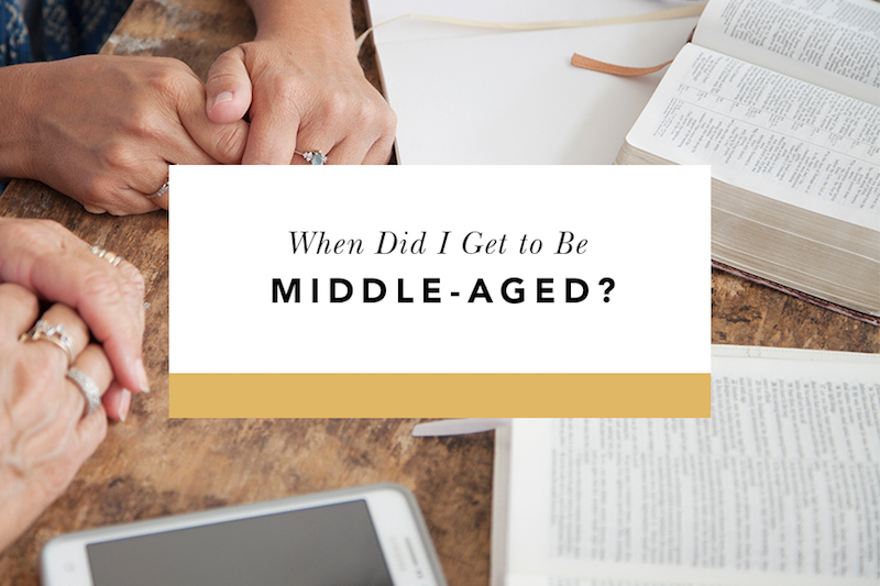 faith as a middle-aged woman