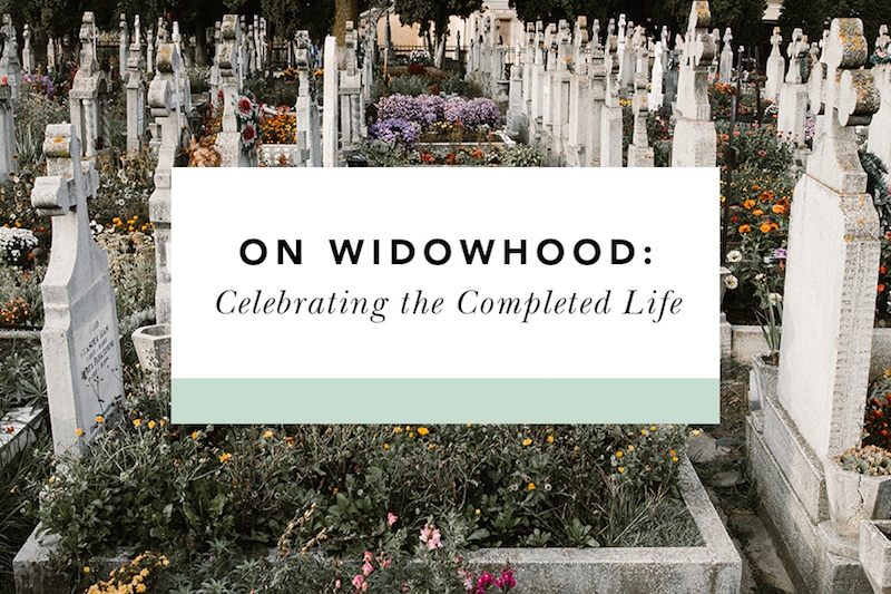 widowhood