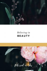 how beauty helped me live through grief