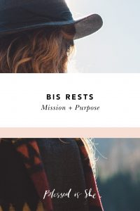 bis rests reflection mission and purpose