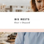 bis rests reflections for sunday