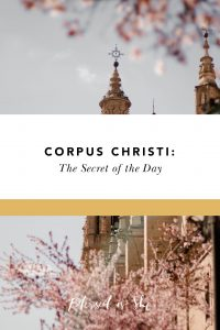 what is corpus christ feast