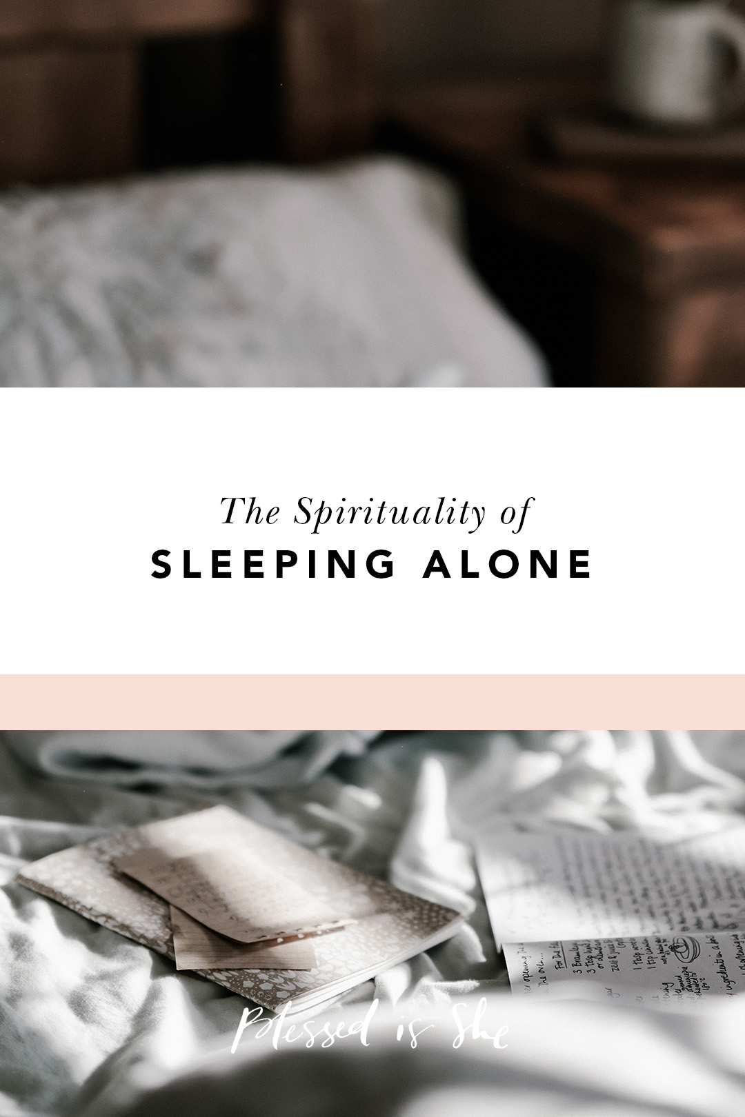 the pros of sleeping alone while single