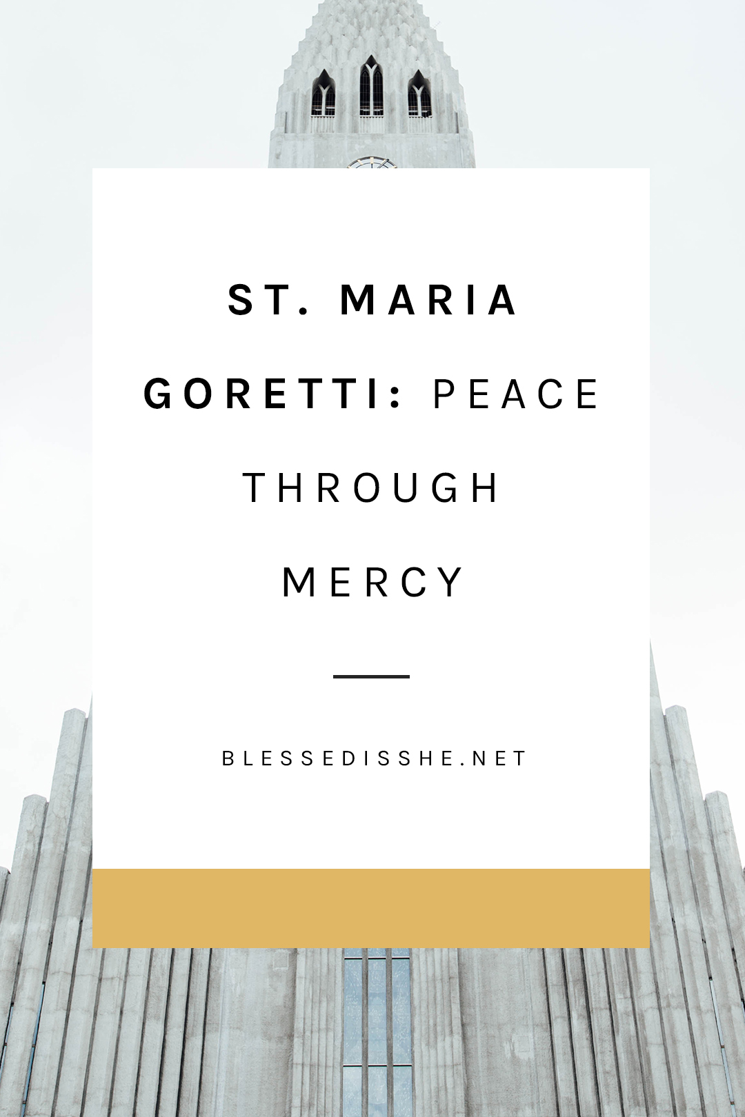 maria goretti feast day