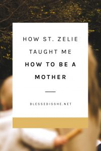 st. Zélia catholic mother