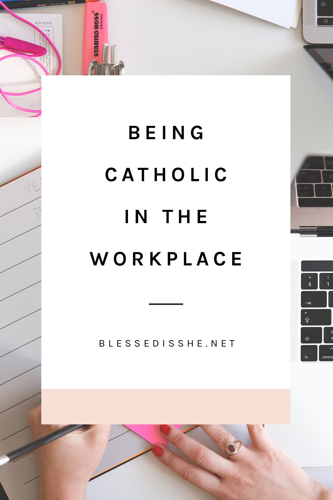 how to evangelize in the workplace as a catholic