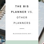 weekly planner comparison erin condren emily ley blessed is she say designer