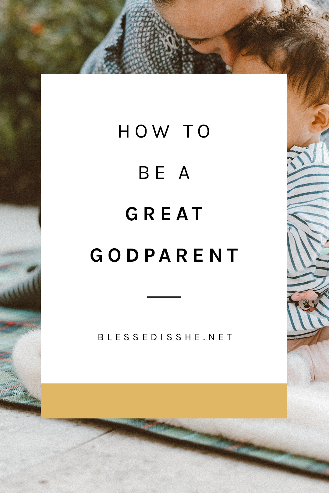 how to become a godparent