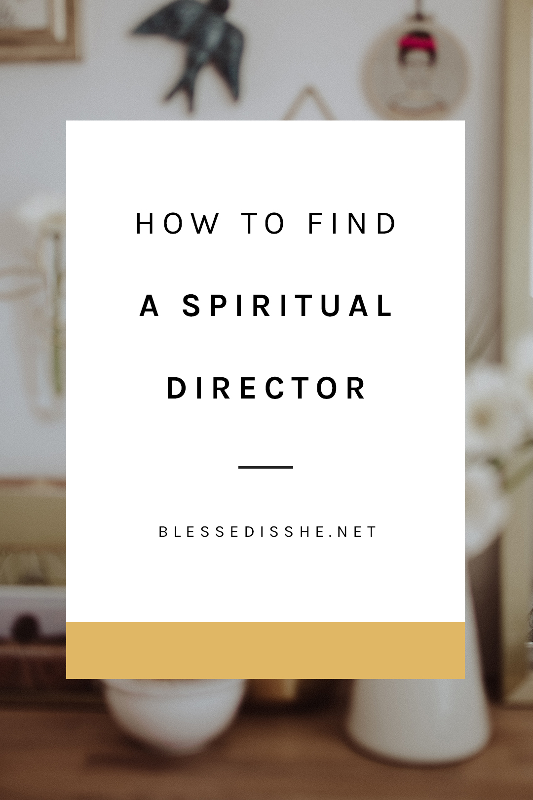 what is a spiritual director