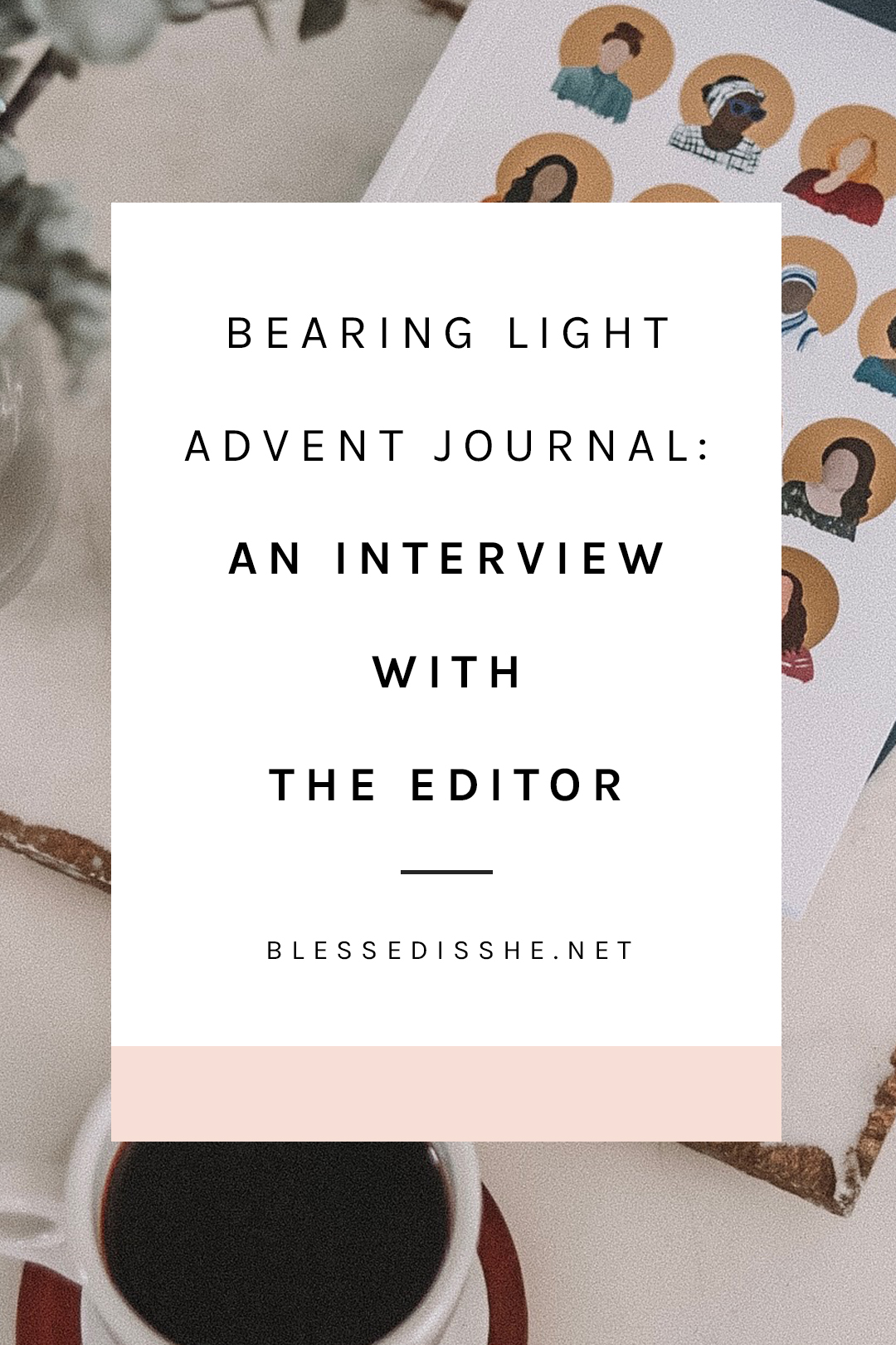 blessed is she advent journal review