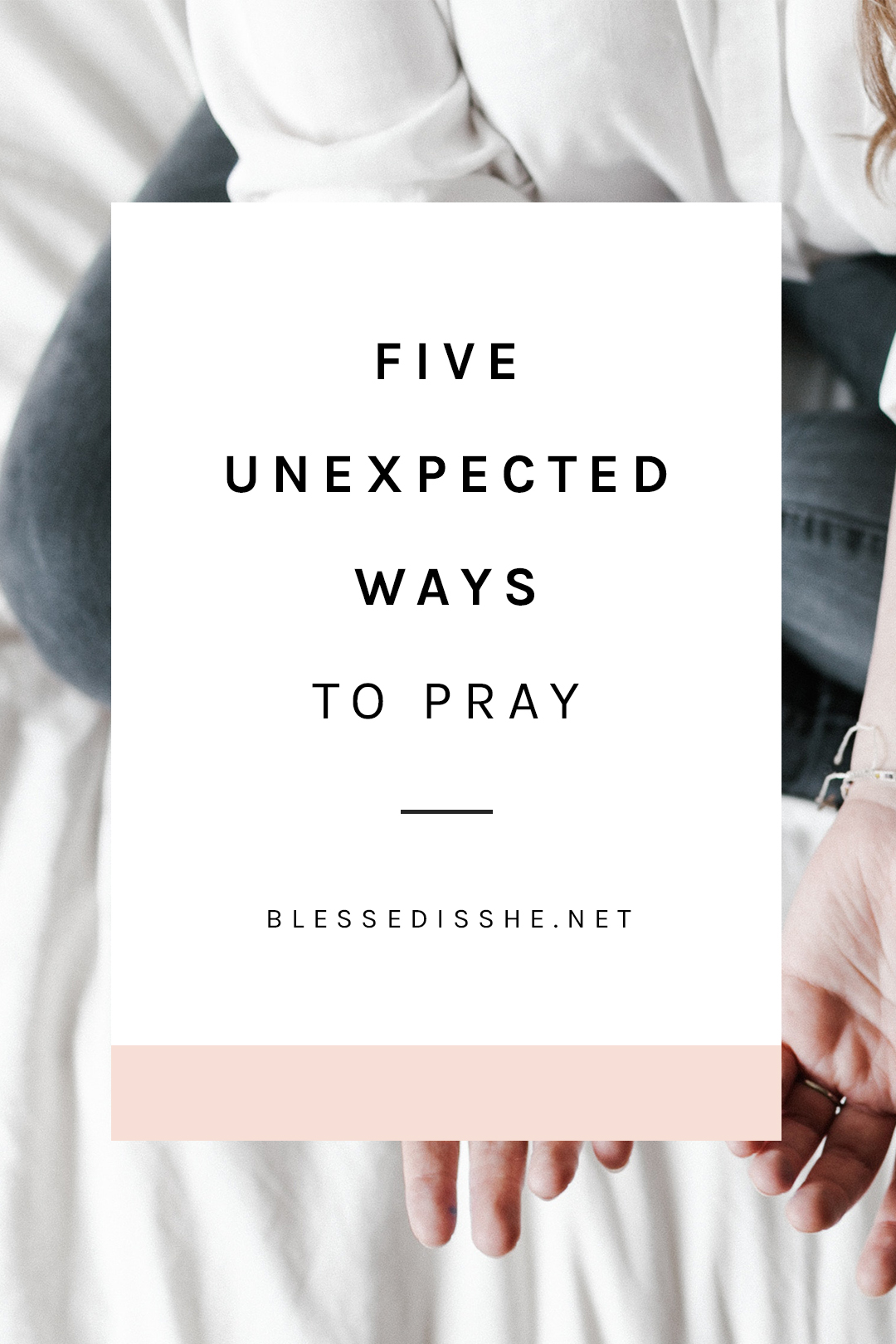 how to pray more