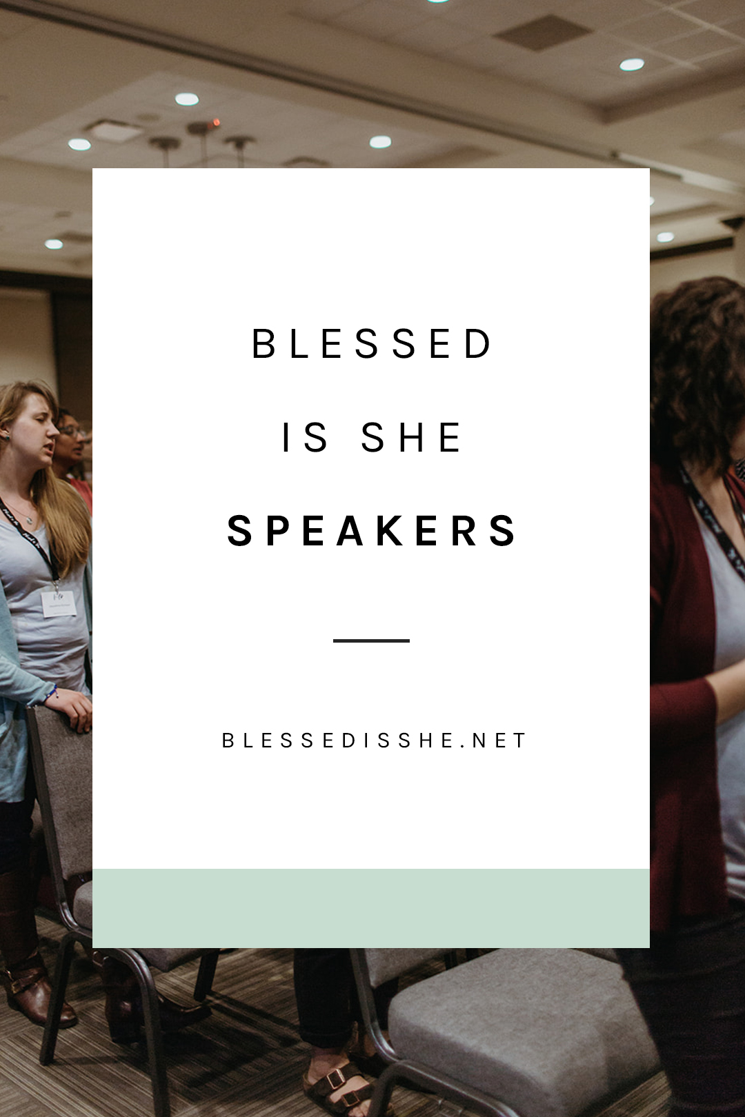 catholic speakers for women's conference