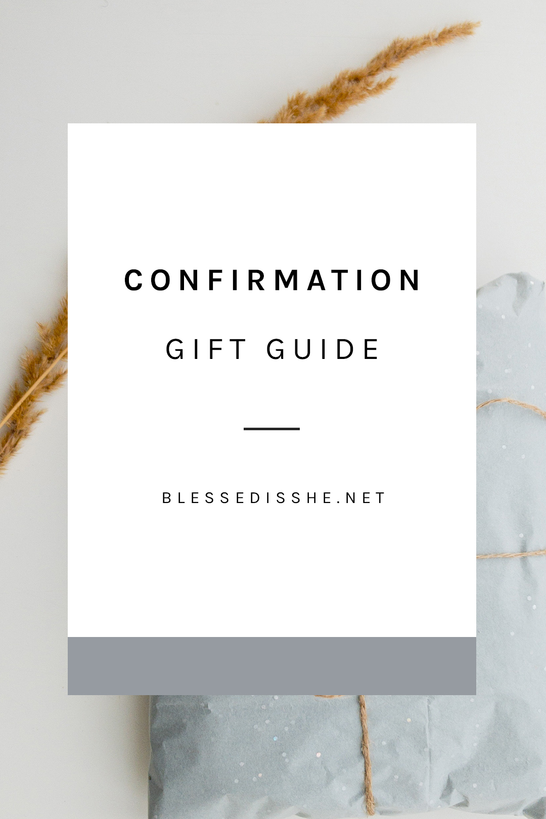 Confirmation Gift Guide: Ideas for Boys