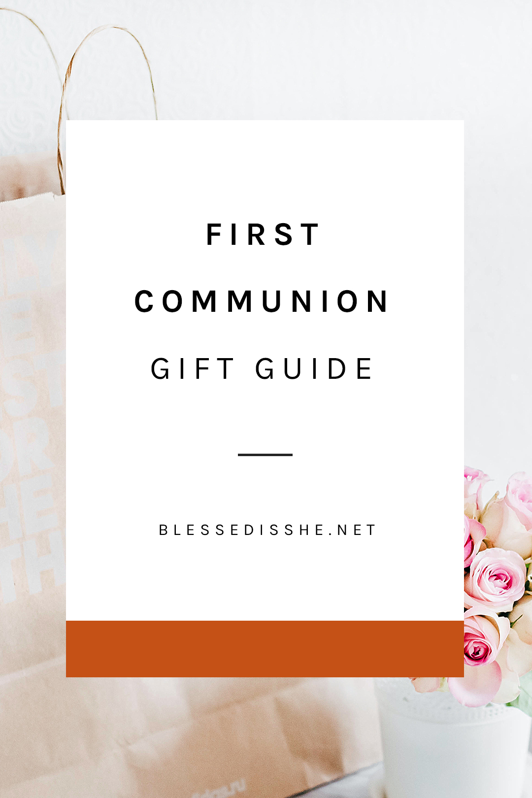 gifts for first communion