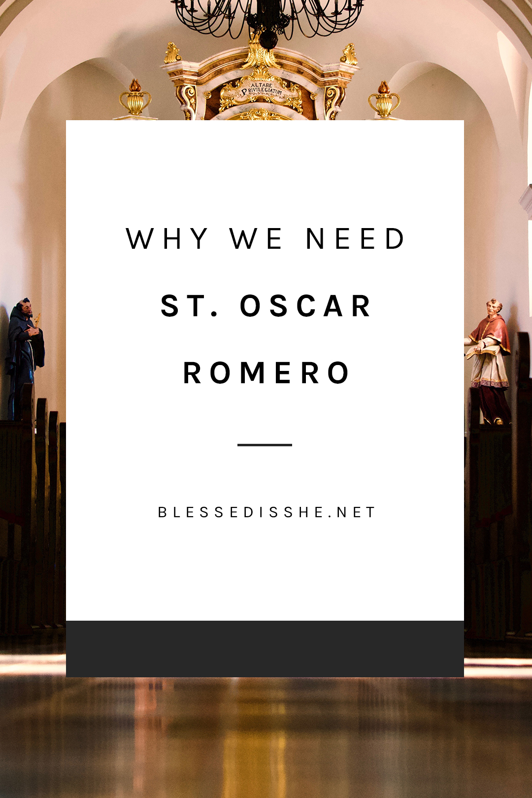 oscar romero feast day