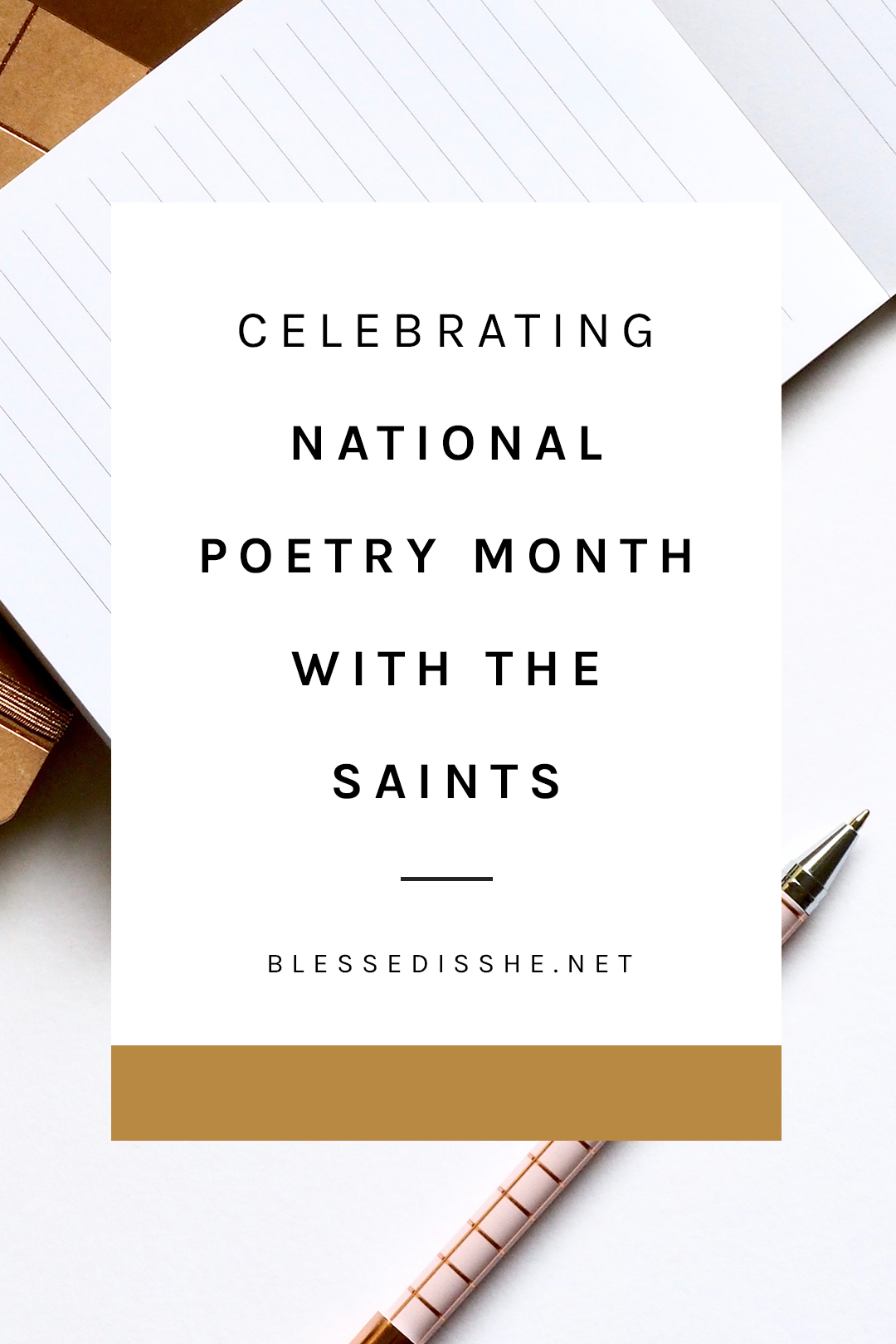 poems by the saints