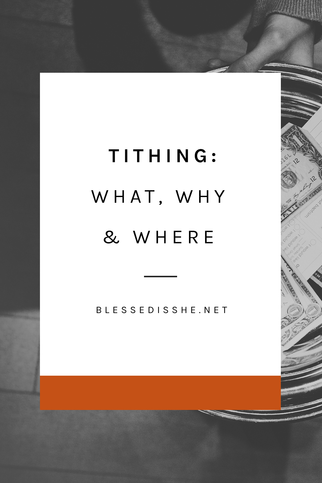 history of tithing how much should i tithe