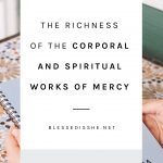 what are the spiritual works of mercy
