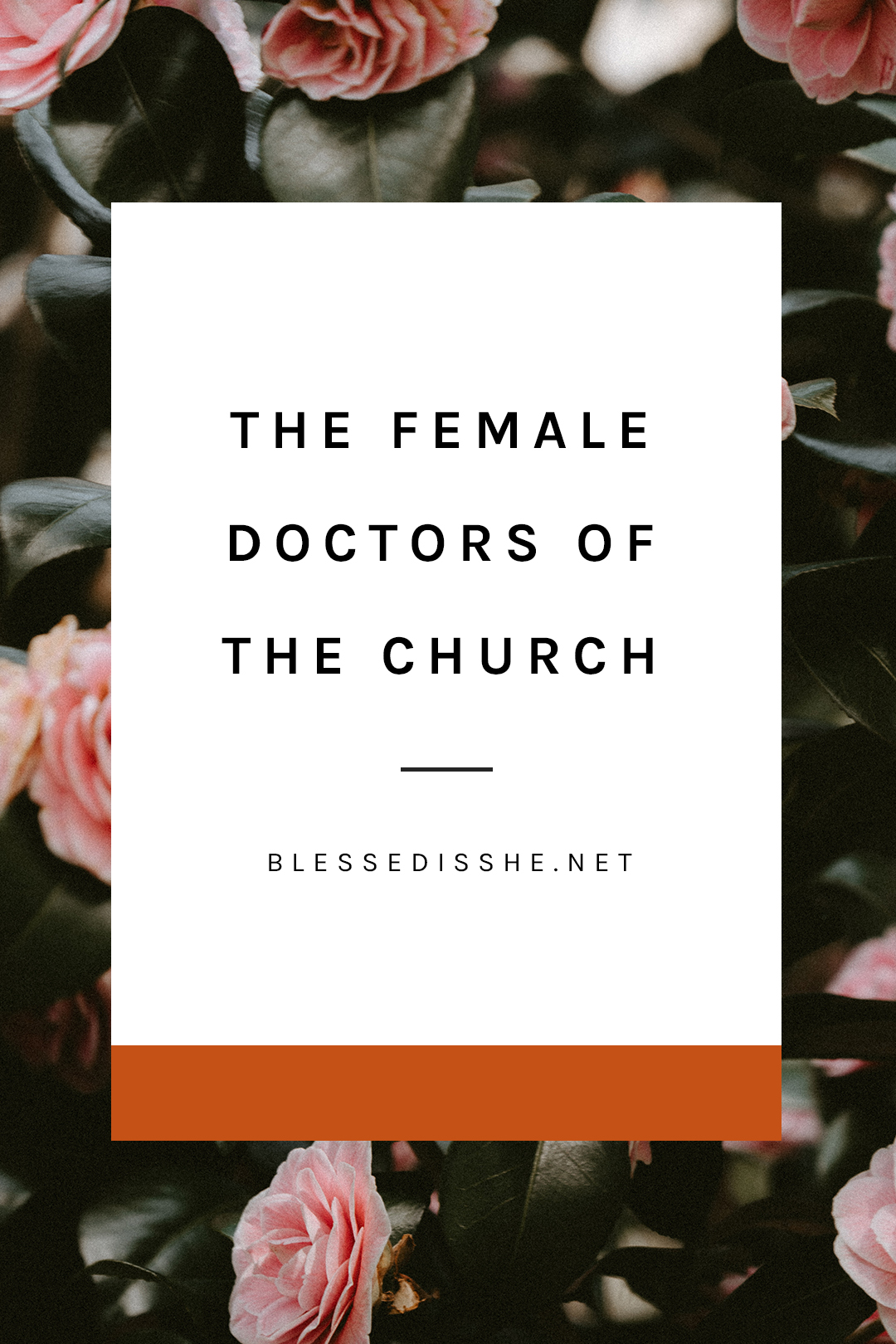 catholic doctor of the church woman