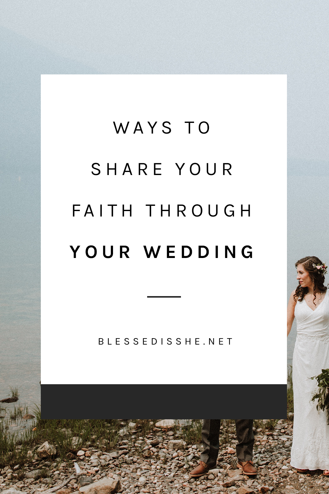 christian wedding planning