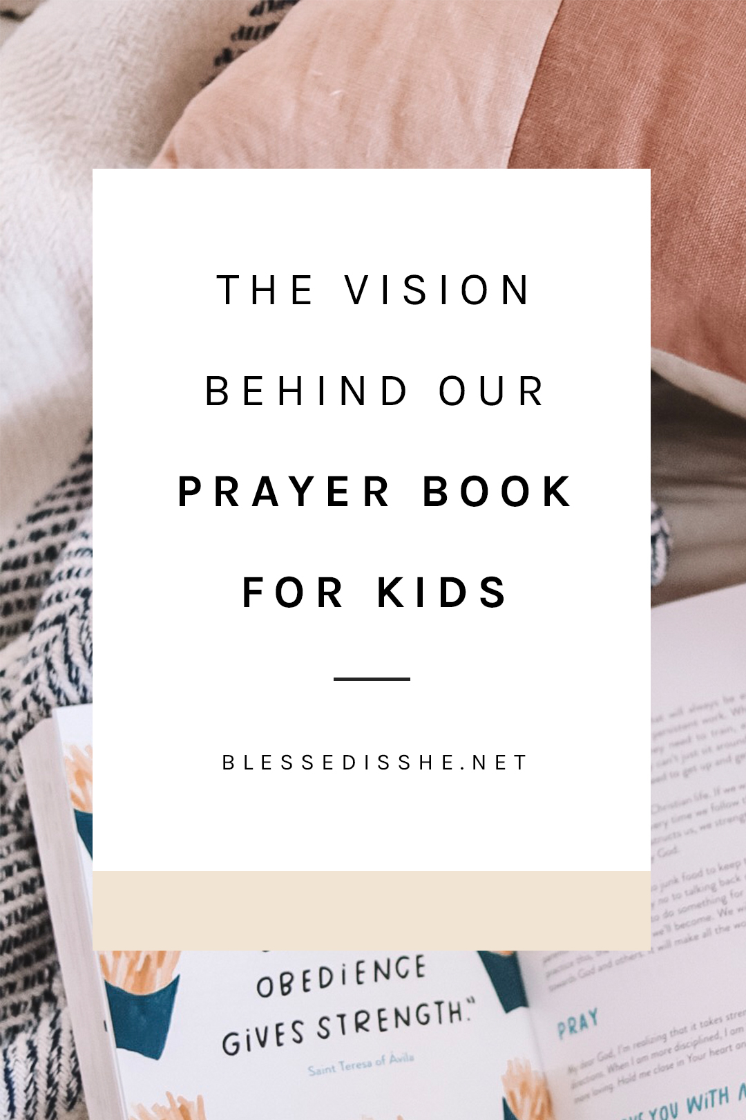 catholic prayer book for kids