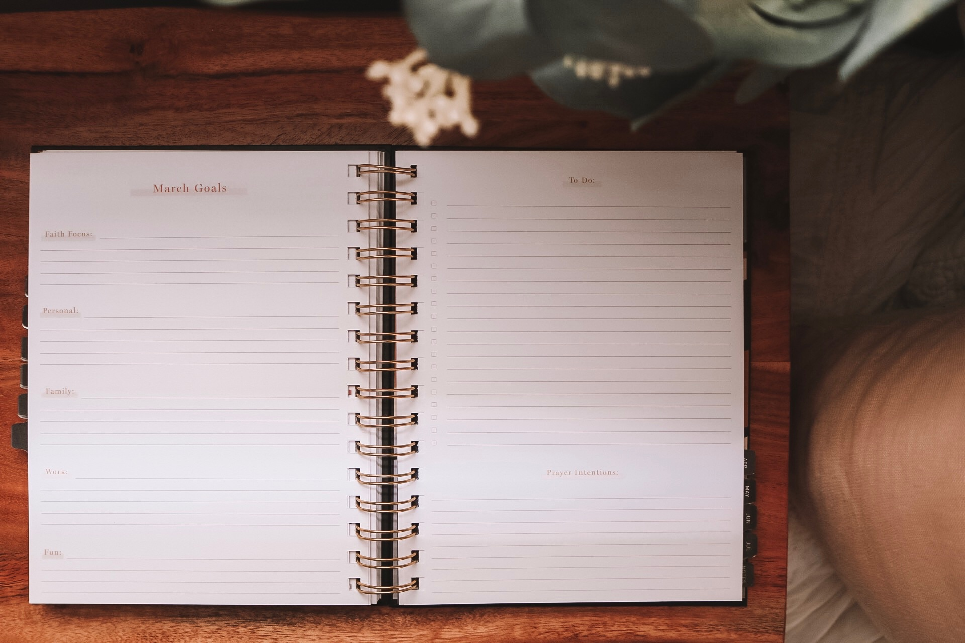 Blessed is She MINI Liturgical Academic Year Planner 2019-2020