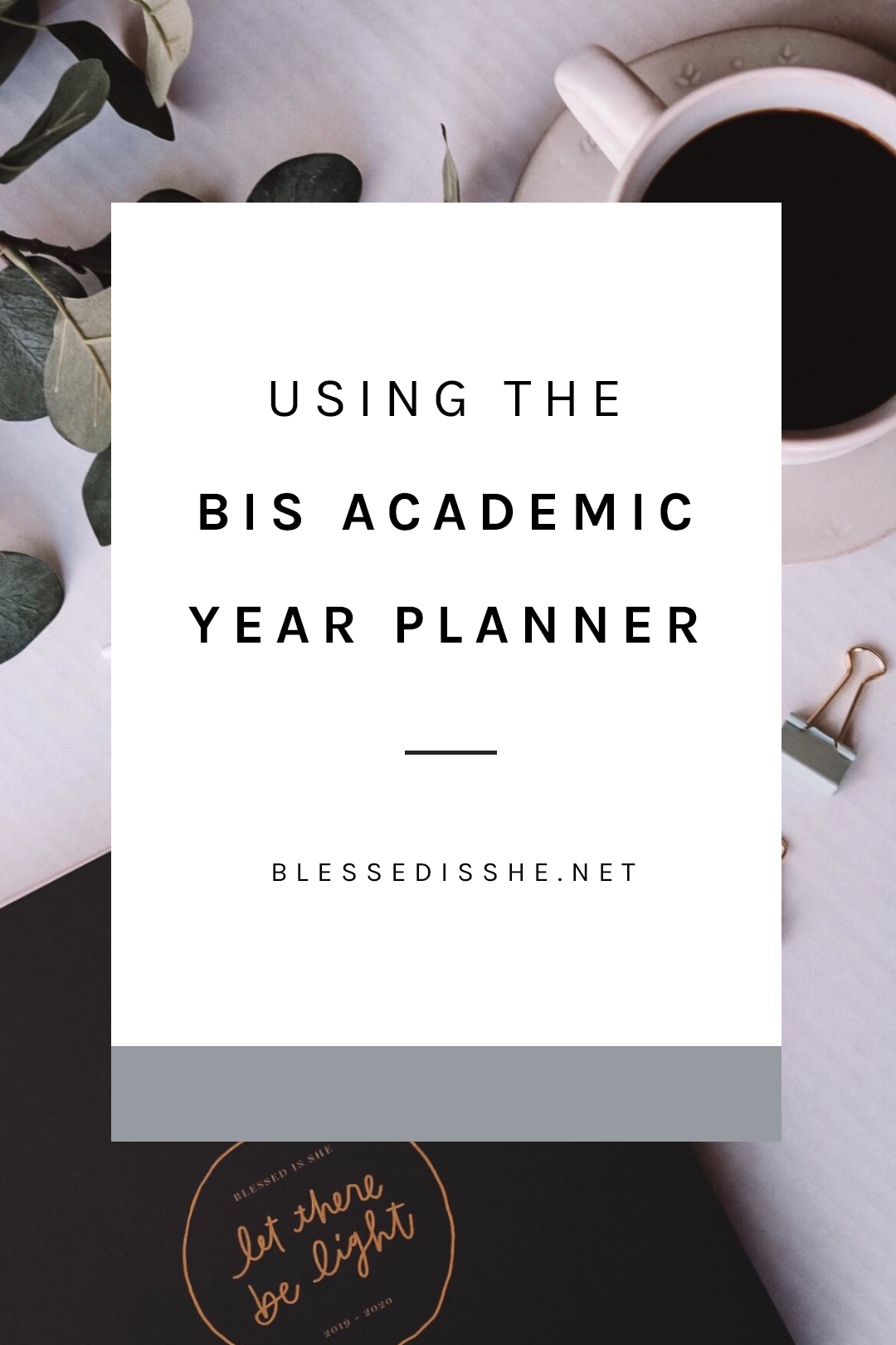 catholic planner academic year