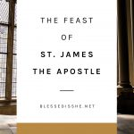 st. james feast day info