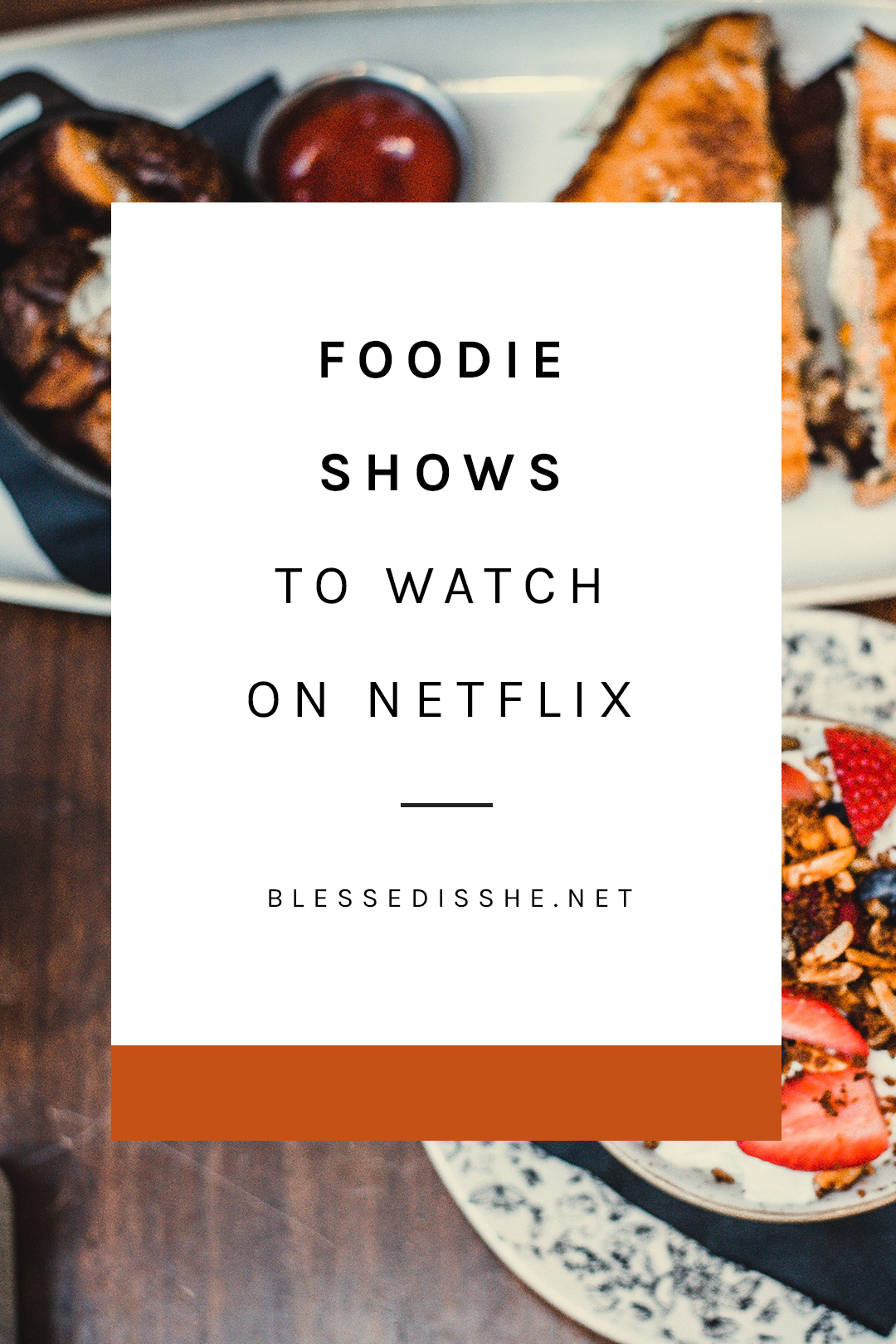 shows about food