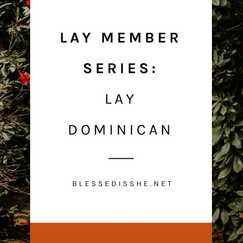 how to become a lay dominican