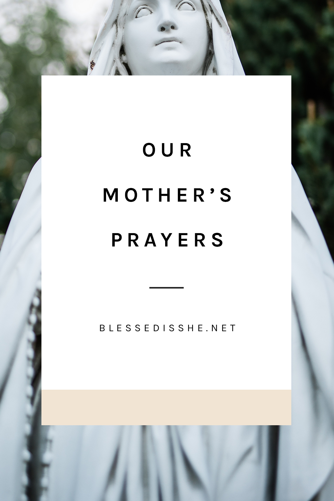 us military mothers prayers