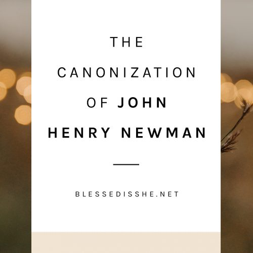 who is john henry newman