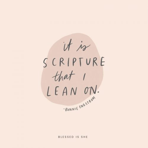 Never Too Much for Scripture to Handle