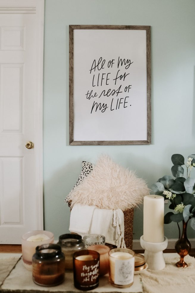 All of My Life Poster