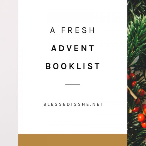 books for advent